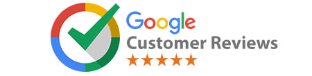 click to see our 5 star reviews on Google